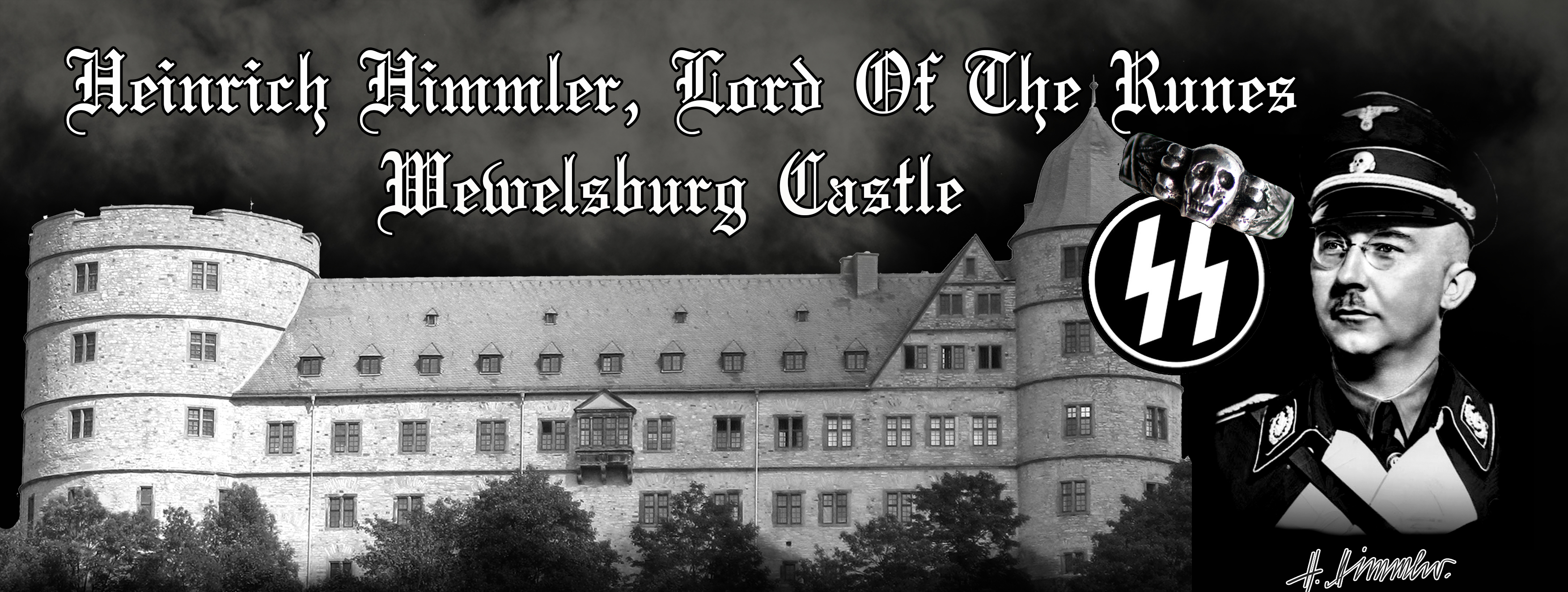 Wewelsburg Castle - Heinrich Himmler, Lord of The Runes