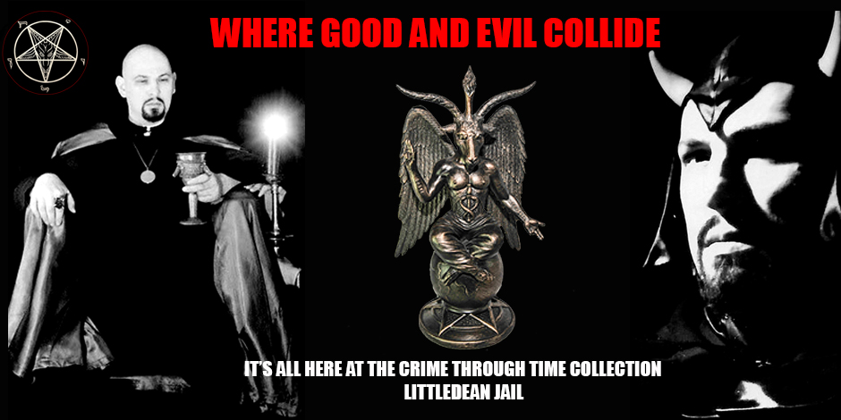 Image of Where Good and Evil Collide, Witchcraft Museum.